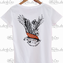 Load image into Gallery viewer, The Eagle Womens Tee