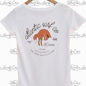 The Fox Womens Tee