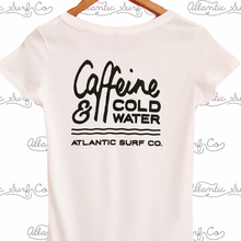 Load image into Gallery viewer, Caffeine & Coldwater #2 Womens Tee