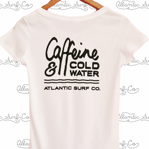 Caffeine & Coldwater #2 Womens Tee