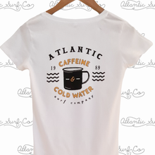 Load image into Gallery viewer, Caffeine & Coldwater Womens Tee