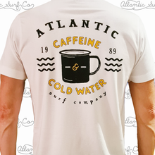 Load image into Gallery viewer, Caffeine & Coldwater Mens Tee