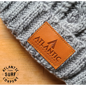 Apres Beanie - Light Grey/Citron