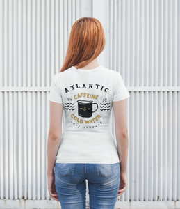 Caffeine & Coldwater Womens Tee