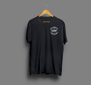 The Frother Mens Tee Black