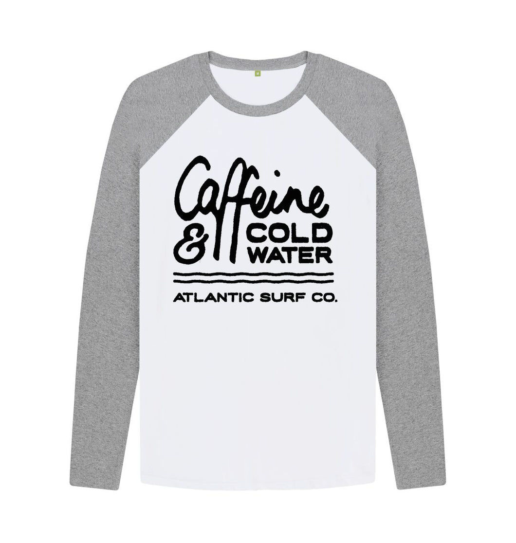 Athletic Grey-White Caffeine & Coldwater