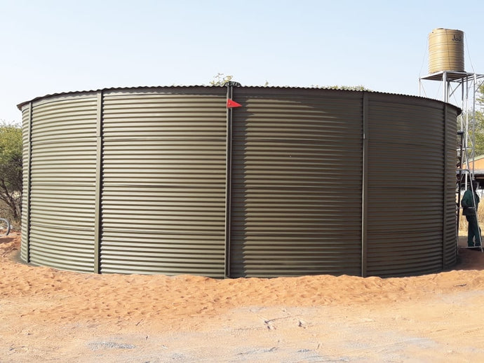 Aquaculture Tanks from Aquadam