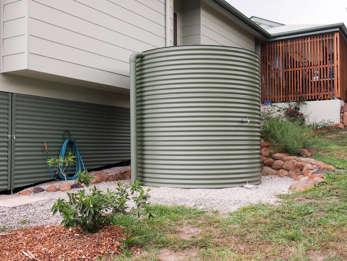 Water Storage for Your Home