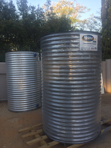 HOME TANK CORRUGATED - 3 000L 1.4MØ X 2.2M HIGH