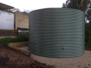 HOME TANK CORRUGATED - 40 000L 4.20MØ X 2.93M HIGH