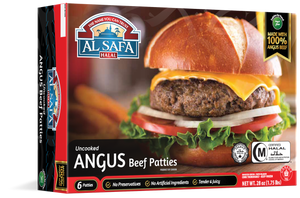 Angus Beef Burger Patties