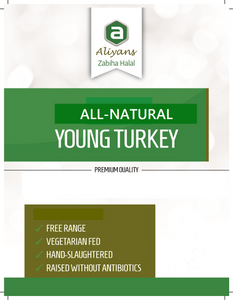 All-Natural Whole Turkey