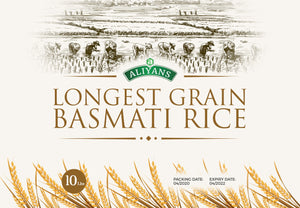 Truly The Longest Grain Basmati Rice