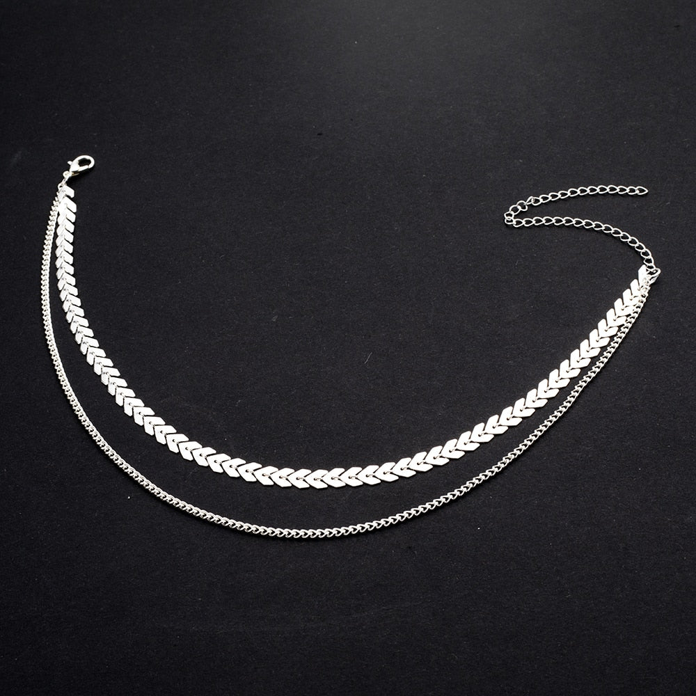 Malleable Necklace