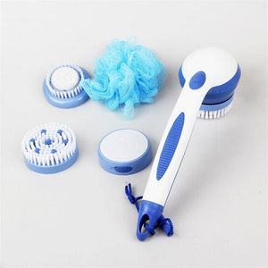 Body Spa Scrubber And Cleansing Brush
