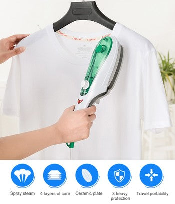Portable Travel Garment Steamer for Clothes