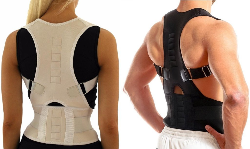 Fully Adjustable Hunchbacked Back Non Magnet Posture Corrector