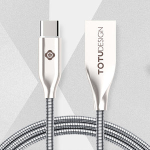 Totu iPhone Metallica Cable