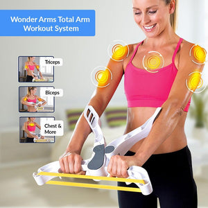 Wonder Arms Total Workout Training Bands