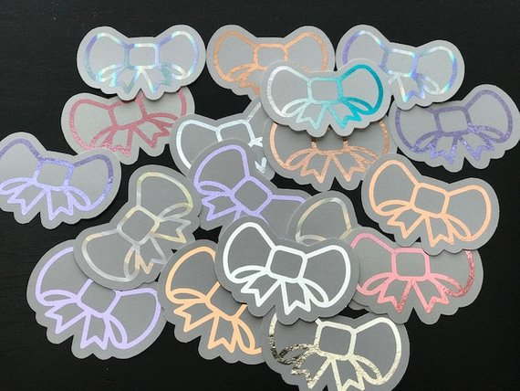Foil Box Die Cuts