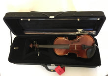 Load image into Gallery viewer, Krutz model A100 violin outfit - Quantum Bass Market