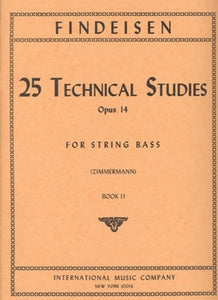 Findeisen - 25 Technical studies, Book 2 - Quantum Bass Market