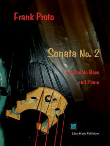 Proto, F. - Sonata No. 2 for Double Bass and piano - Quantum Bass Market