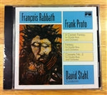 Rabbath plays Proto - Works For Double Bass and Orchestra (CD) - Quantum Bass Market