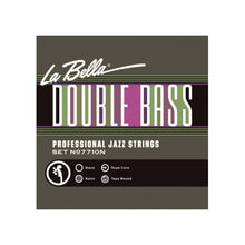 "Load image into Gallery viewer, La Bella ""Deep Talkin"" Upright Double Bass String, set #7710 - Quantum Bass Market"