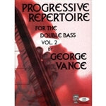 Load image into Gallery viewer, Vance, George - Progressive Repertoire Vol. 2 - Quantum Bass Market