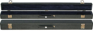 Bow Case, French, double, hard shell, vinyl cover - Quantum Bass Market