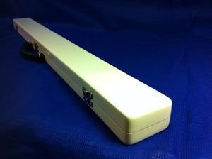 Bow Case, French, slim fiberglass shell - Quantum Bass Market
