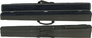 Bow Case, German, double, nylon cover - Quantum Bass Market