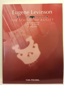 Levinson, Eugene - The School of Agility - Quantum Bass Market