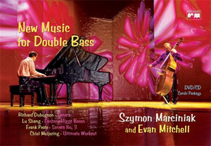 Marciniak, Szymon - New Music for Double Bass - Quantum Bass Market