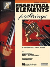 Load image into Gallery viewer, Essential Elements for Strings, Bass, Book One - Quantum Bass Market