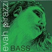 Evah Pirazzi Bass String Set - Evah Pirazzi Extended Set (G,D,A,C extension) - Quantum Bass Market