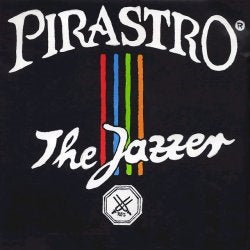 The Jazzer by Pirastro Bass String Set - Quantum Bass Market