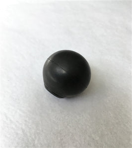 Endpin Stopper, bass, threaded spherical