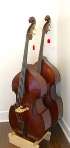 Double bass (string bass), 1/2 size, month-to-month rental reservation - Quantum Bass Market