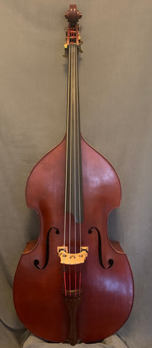 Double Bass Concert Rental Reservation (Carved) - Quantum Bass Market
