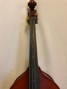 Moretti 1/32 size carved bass - Quantum Bass Market