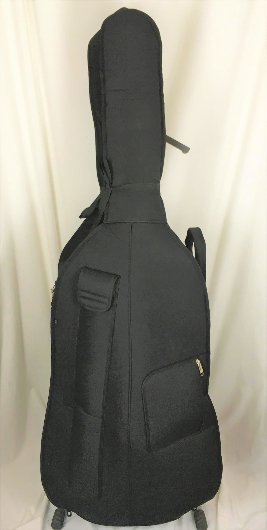 Bag/case for 1/2 size bass - Quantum Bass Market