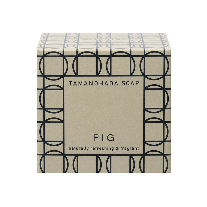 TAMANOHADA SOAP <br>FIG