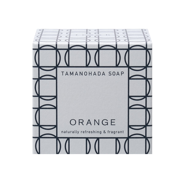TAMANOHADA SOAP <br>ORANGE