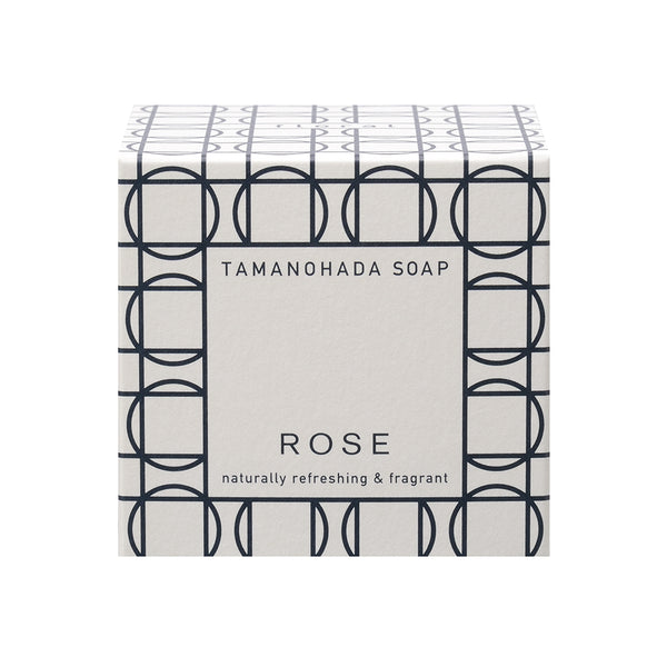 TAMANOHADA SOAP <br>ROSE