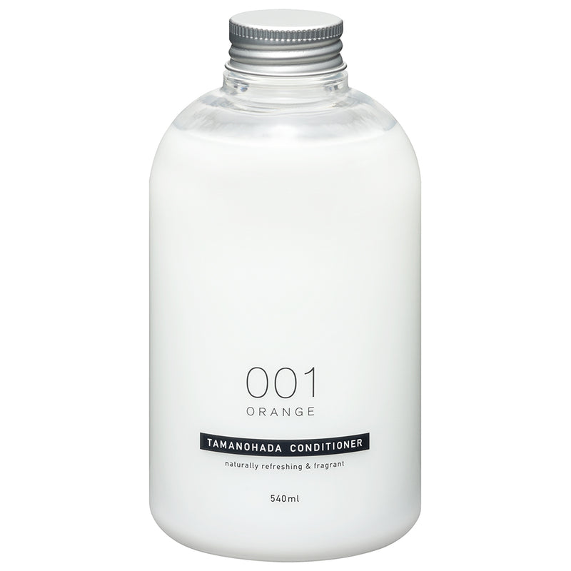 TAMANOHADA CONDITIONER <br>001 - ORANGE