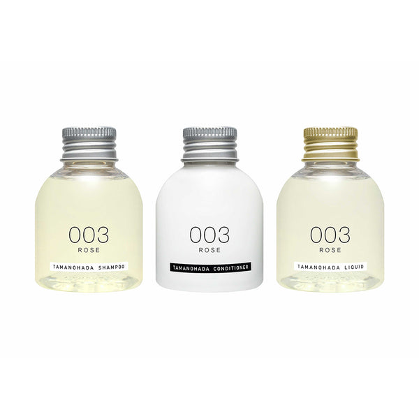 TAMANOHADA AMENITIES <br>003 - ROSE