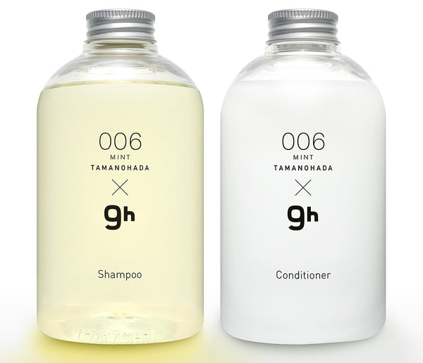 TAMANOHADA SHAMPOO & CONDITIONER:<br>9h edition(LIMITED)<br>006 MINT