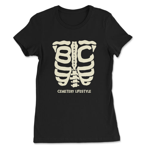 Cemetery Lifestyle Women's T Shirt